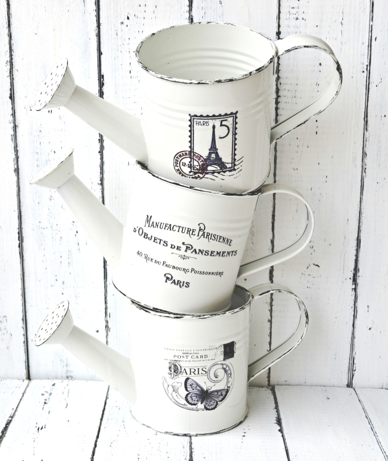 'French Made' Metal Pots | French watering cans | Dreams Factory