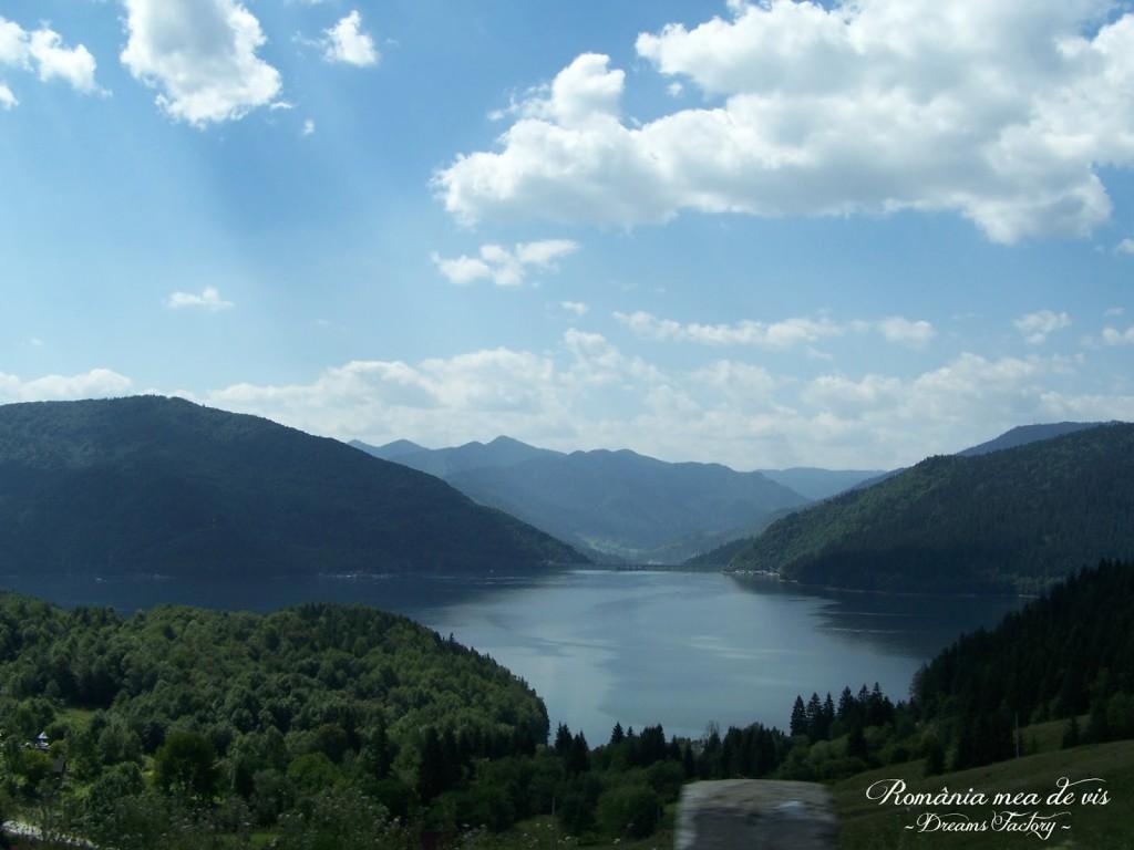 IZVORUL MUNTELUI LAKE (or Lake Bicaz) / LACUL IZVORUL MUNTELUI (sau Lacul Bicaz), NEAMT, ROMANIA | DREAMS FACTORY