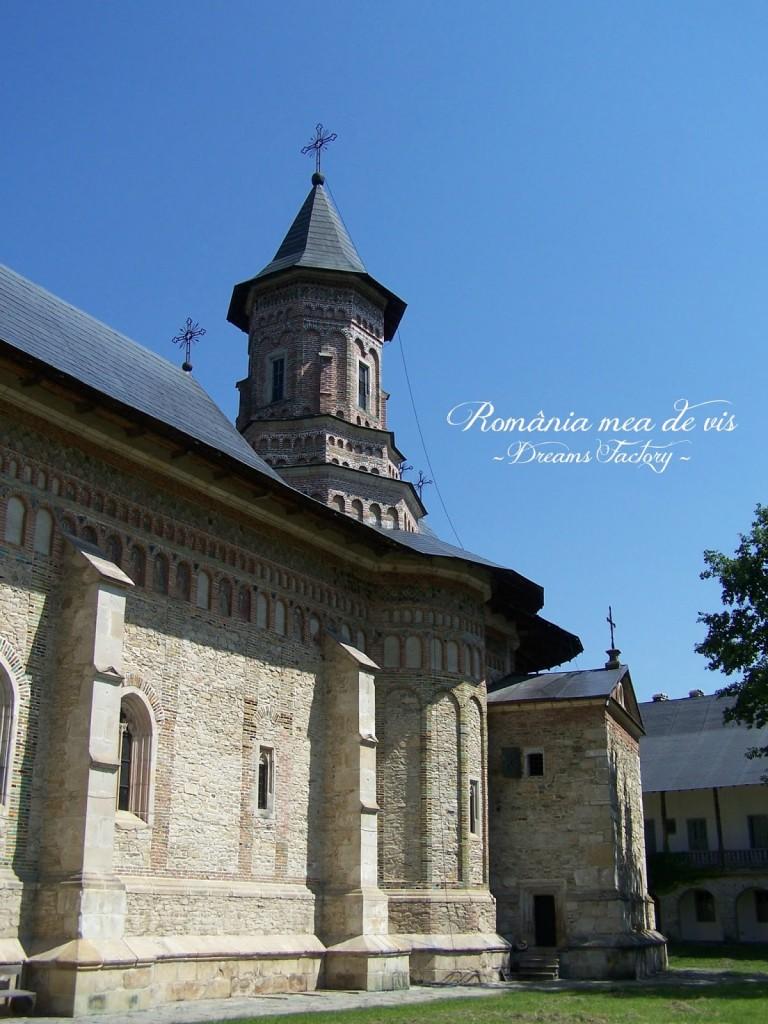 NEAMT MONASTERY / MANASTIREA NEAMTULUI NEAMT, ROMANIA | DREAMS FACTORY