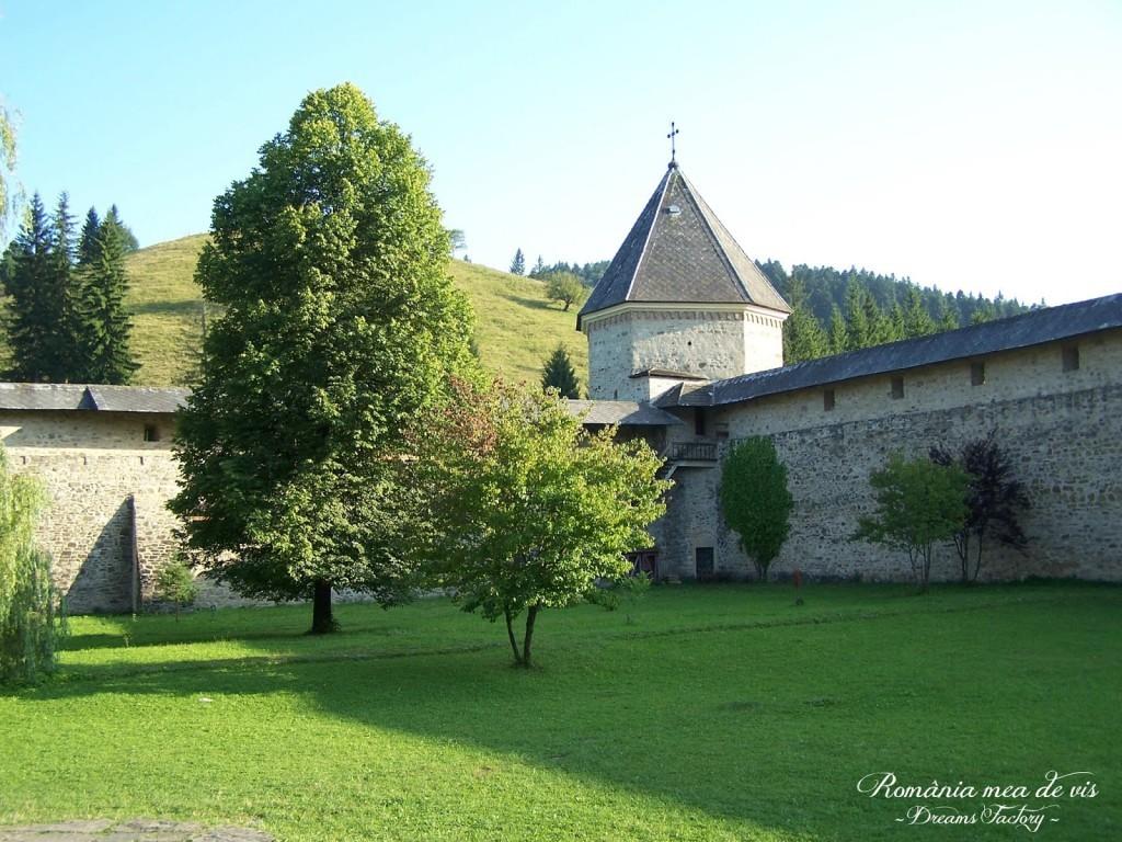 SUCEVITA MONASTERY / MANASTIREA SUCEVITA, SUCEAVA, ROMANIA | DREAMS FACTORY