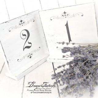 New handmade wedding decorations ♦ Noi decoratiuni handmade pentru nunta