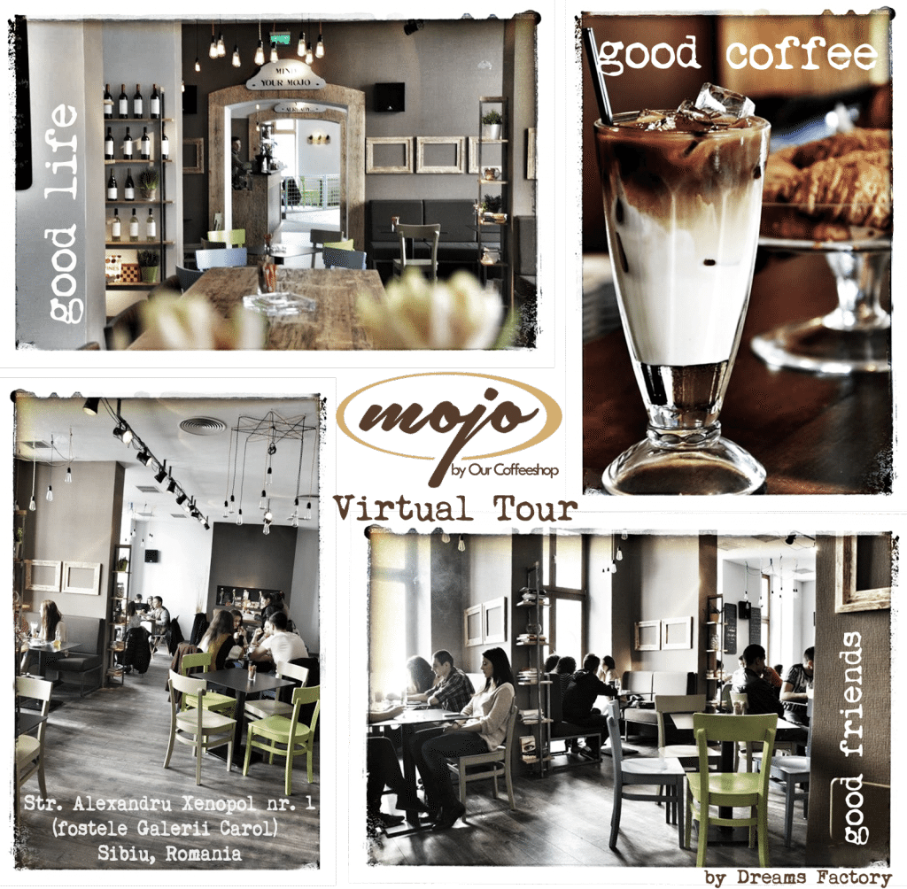 Mojo by OurCoffeeshop Virtual Tour