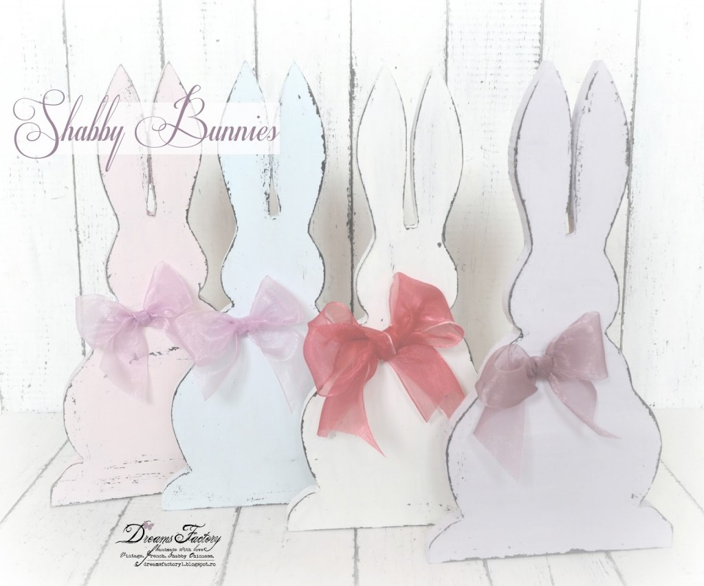 Shabby Bunnies