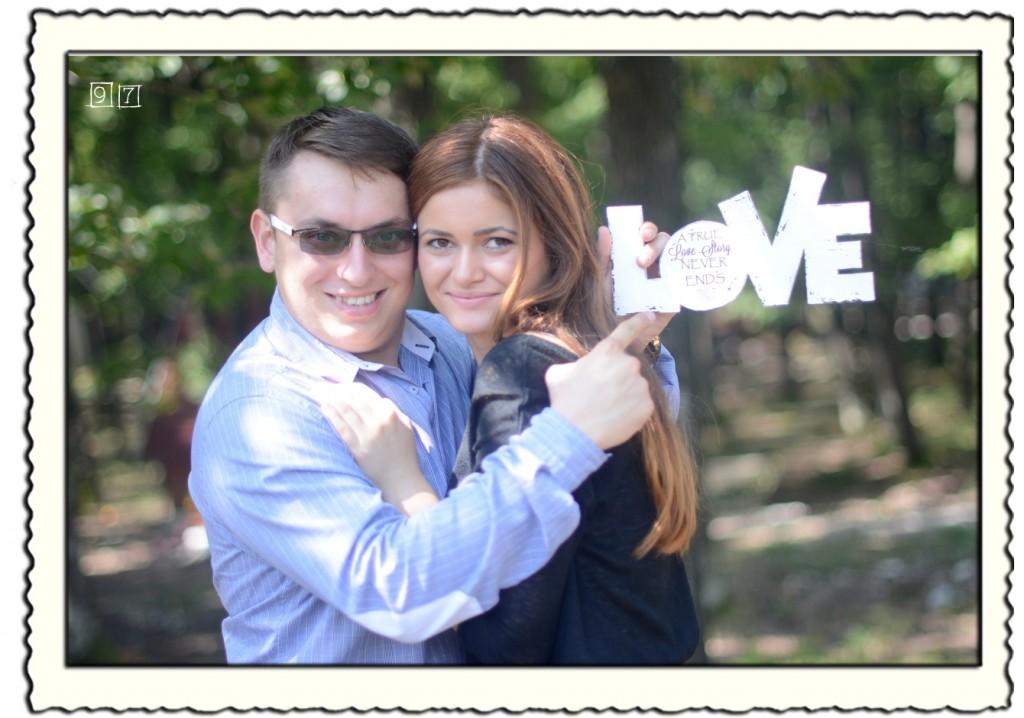 Decupaj decorativ LOVE litere volumetrice recuzita sedinte foto nunta
