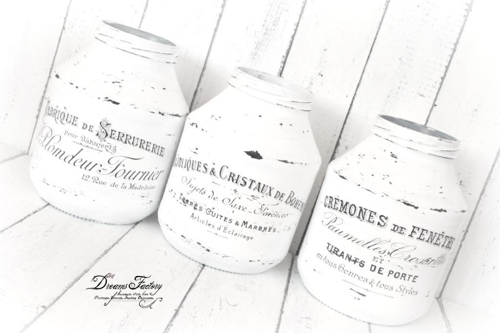 DIY French Made Jars