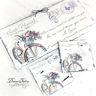 Special French postcards ♦ Carti postale frantuzesti speciale