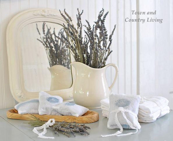 Make Your Own French Lavender Sachets