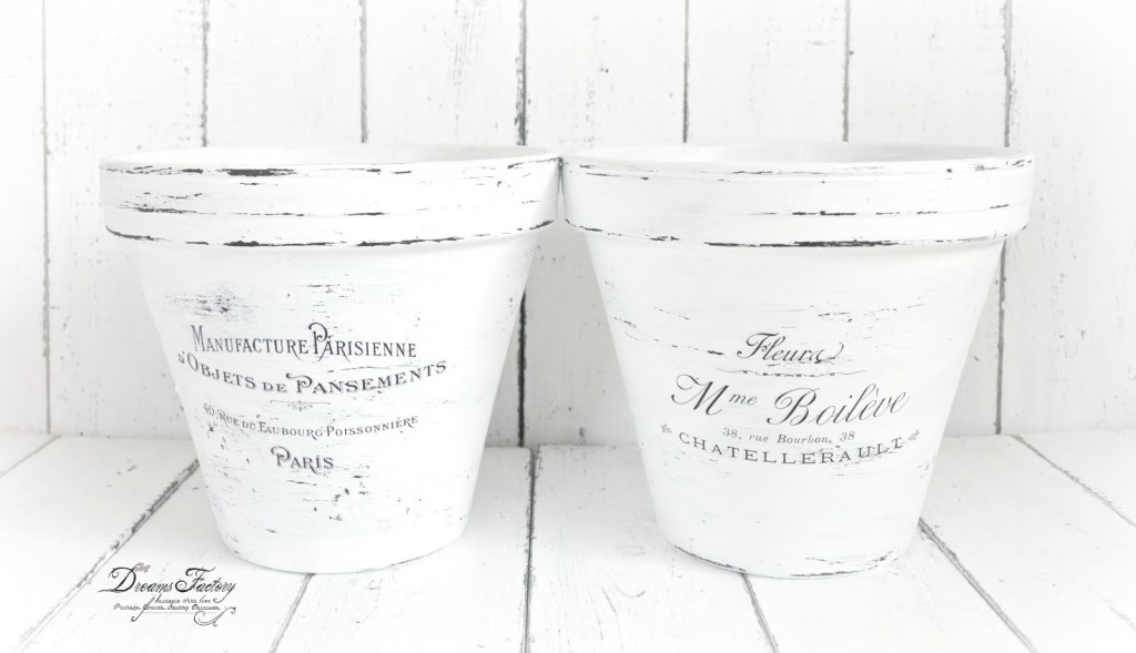 French Made Pots