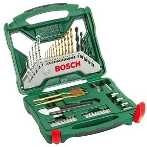 Bosch 50 Piece Drill Bits Set