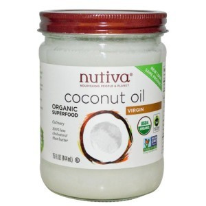 Nutiva Coconut Oil - Virgin