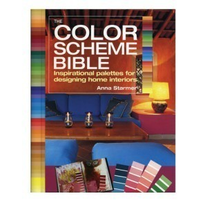 The Color Scheme Bible, Inspirational Palettes - Anna Starmer