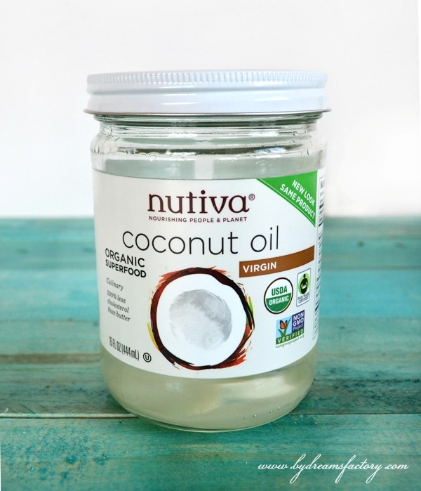 Nutiva Coconut Oil