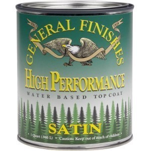 High Performance Top Coat - General Finishes