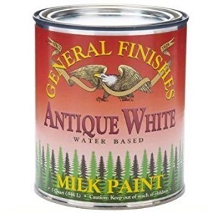 Antique White Milk Paint - General Finishes