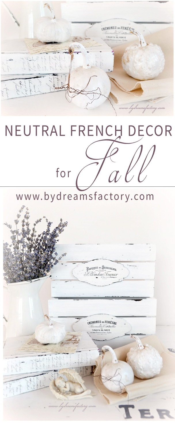 DSC_0727 neutral French decor for fall with a splash of color pinterest 1 copy