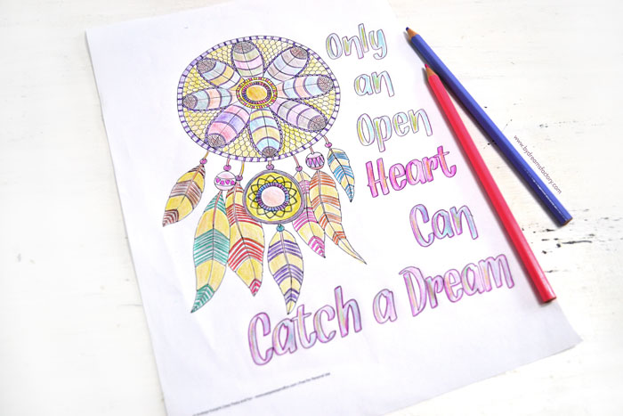 Enjoy a great selection of amazing 100 Free Coloring Pages for Adults and Children that you can download and transform into your own little piece of art - Dreams Factory