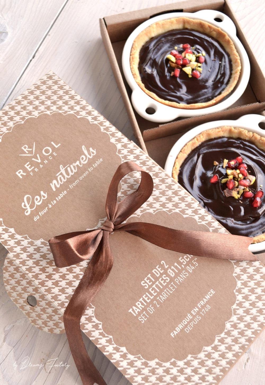 Cele mai bune tarte frantuzesti (cu o crusta de unt aurie si ganache de ciocolata neagra)