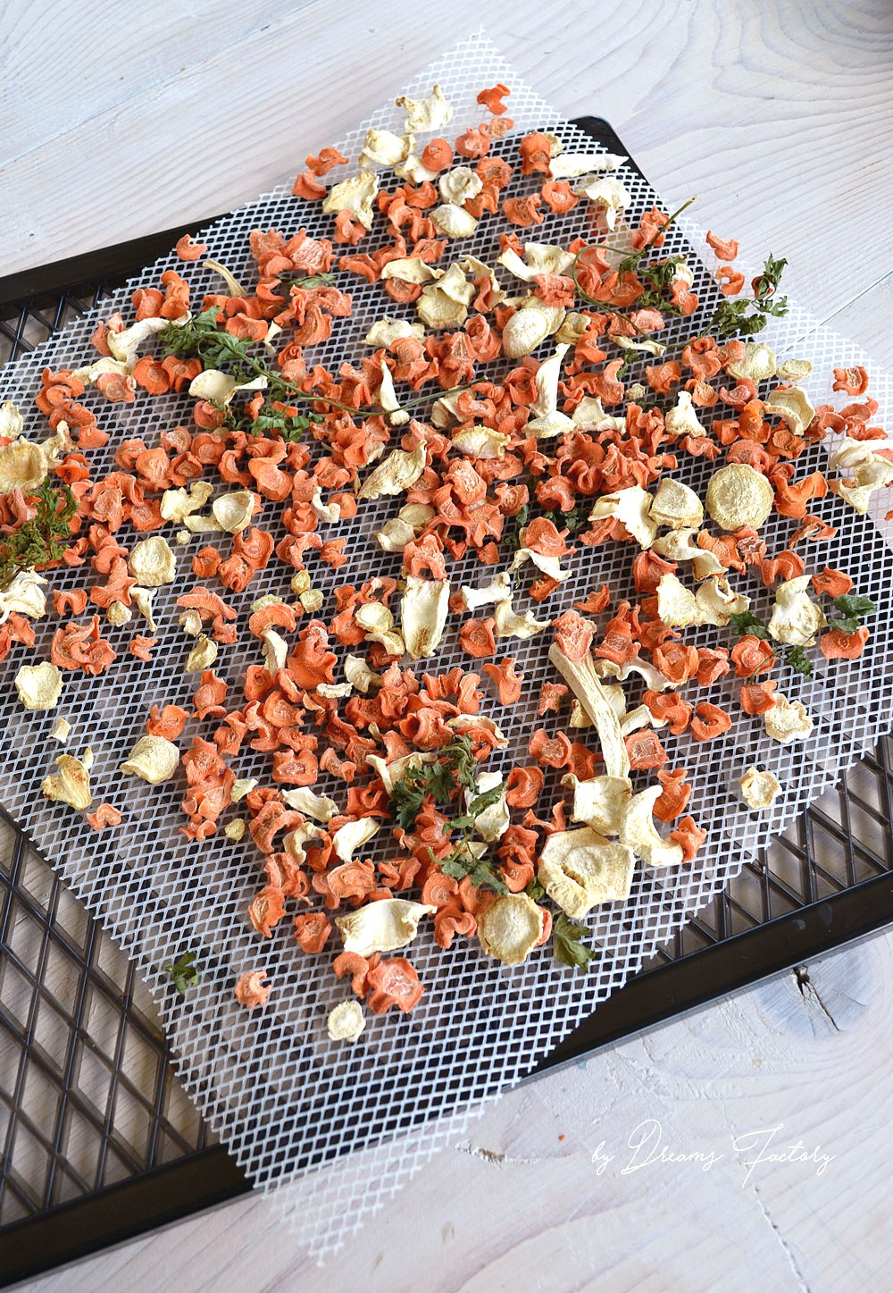 These sun-dried tomatoes chips with sea salt, cashew and herbs are easy to make and almost too good to be true when it comes to their rich delicious flavor! www.bydreamsfactory.com