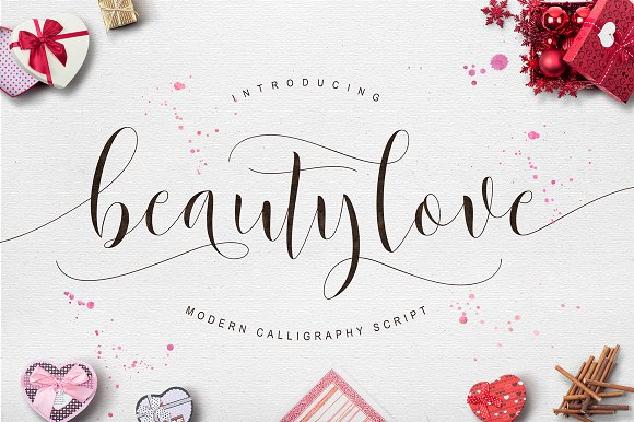 45 Whimsical Script Fonts - Beautifully handcrafted script fonts with glyphs, swashes and other artistic elements. Ideas on how to use them and how to unlock all their hidden features - Dreams Factory